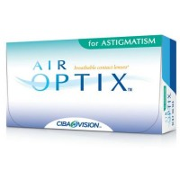 AIR OPTIX for ASTIGMATISM